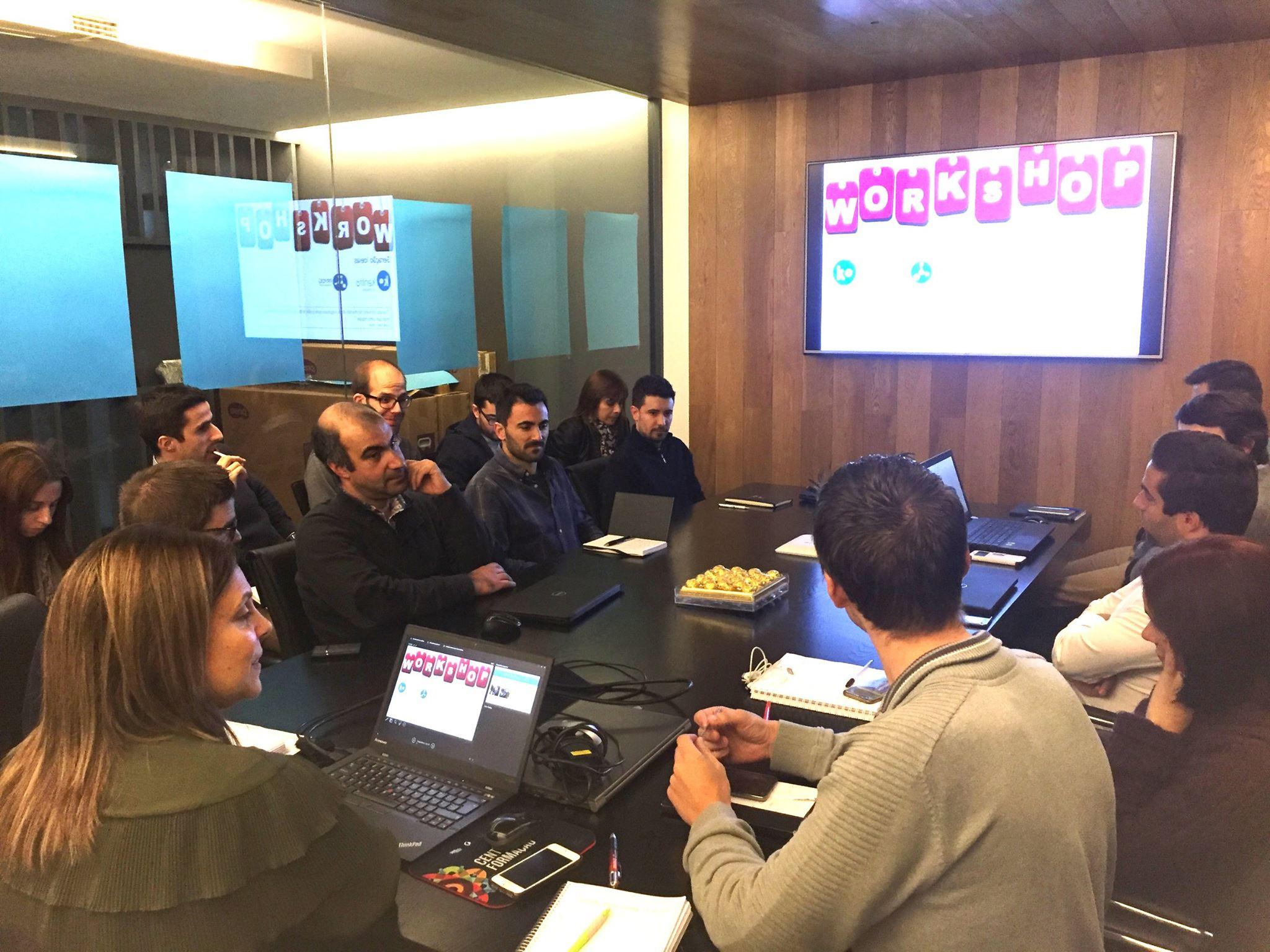 Workshop IDI – Reinventar as Ideias